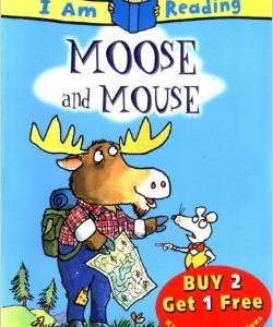 Moose and Mouse book cover